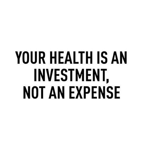 Repost from @malik340 - You can invest in it now or pay the consequences for neglecting it later. We have one body to live in so treat it right. If you can buy the nice sneakers clothes attend the nicest events and be out to happy hour every other day you can certainly afford that gym membership that personal trainer those slightly more expensive healthy foods and that fitness class that you know may help you reach your goals . Don't sleep on yourself and don't cheat yourself out of a…
