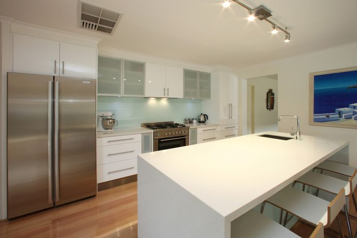 9141 Ice Snow™ - Melbourne Contemporary Kitchens 9141 Ice Snow