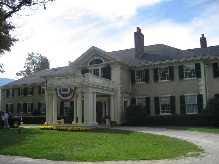 17 best images about homes of famous people on pinterest for Home builders in vermont