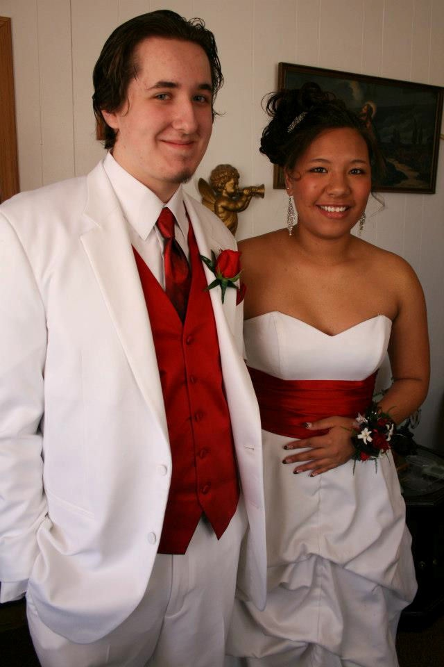 Deviv and Prom date