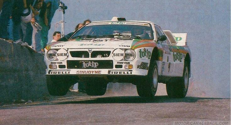 Lancia 037 San Remo 85
