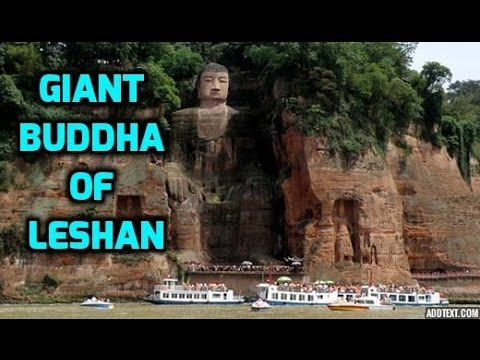 The Worlds Biggest Buddha Statue - Giant Buddha Of Leshan