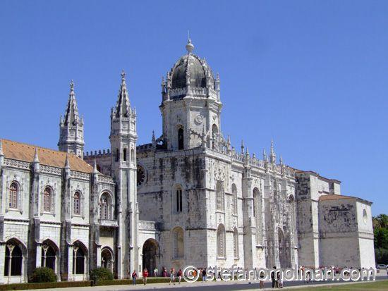 Monastère des Hiéronymites - Lisbonne - #Portugal - Photo Stefano Molinari