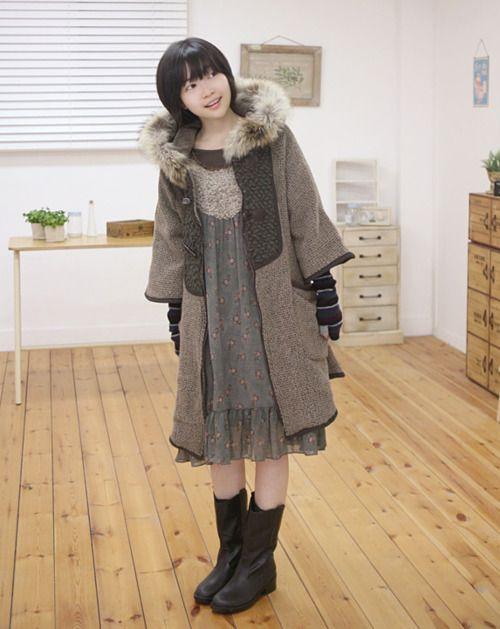 Mori Girl- winter