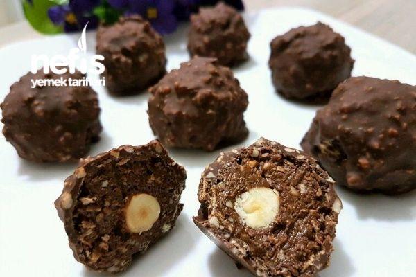 King Top/Rocher Çikolata (Kesinlikle Deneyin)