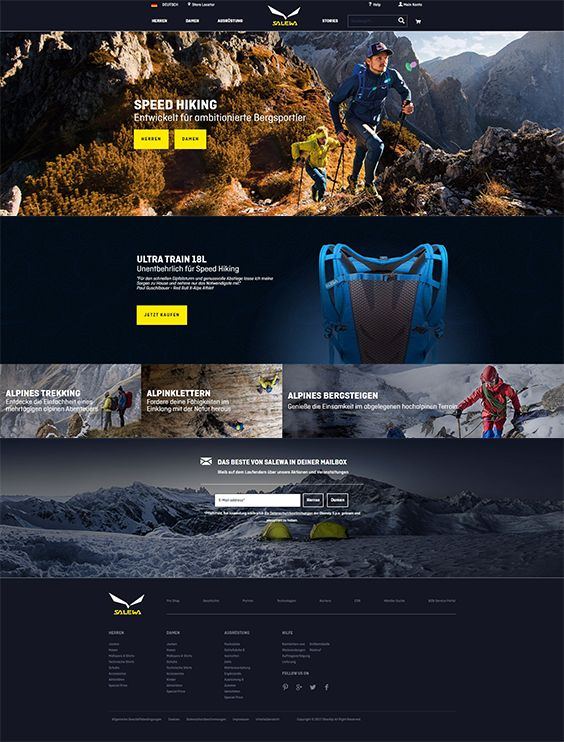 #ShopwareDesign #ShopwareTheme #ShopwareShop #eCommerce #eCommerceSoftware #eCommerceplatform #Onlineshop #Outdoor #Skiing #mountainclimbingsports #equipment #alpineclimbing