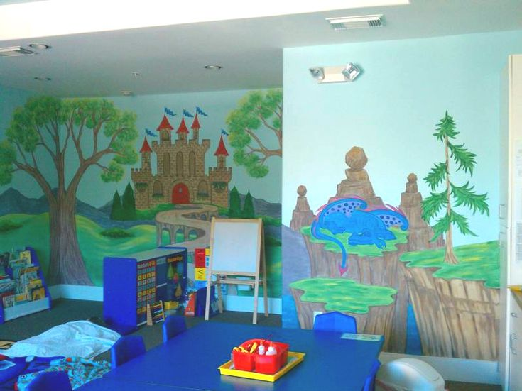 17 best images about crafts for kids on pinterest paint for Dragon mural for wall