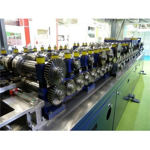 Mp250 Multiprofile Roll Forming Machine