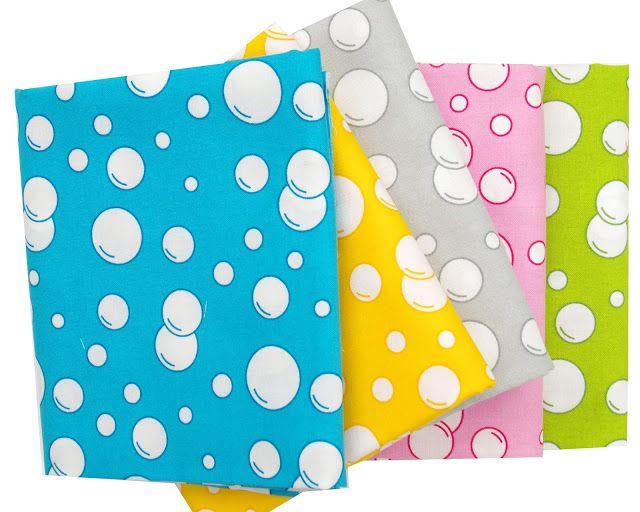 My second range of fabric for Ella Blue - The Cat's Pyjamas