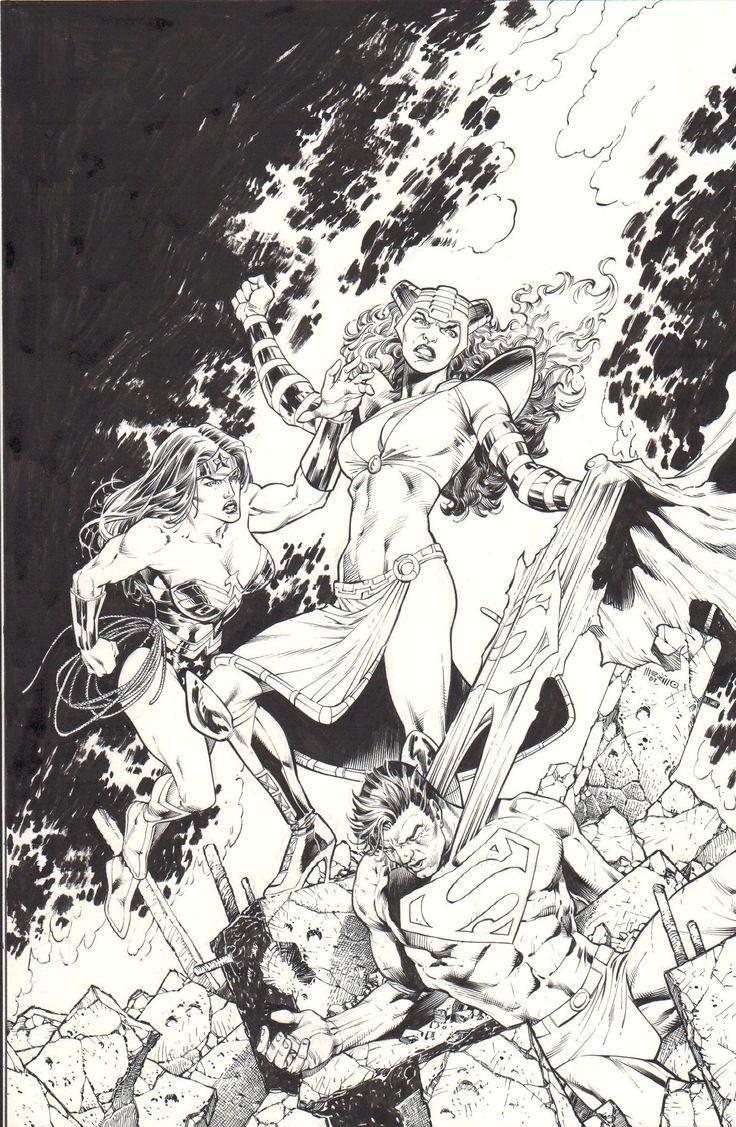 Cover Superman 661 Author: Jesús Merino DC Comics 2007