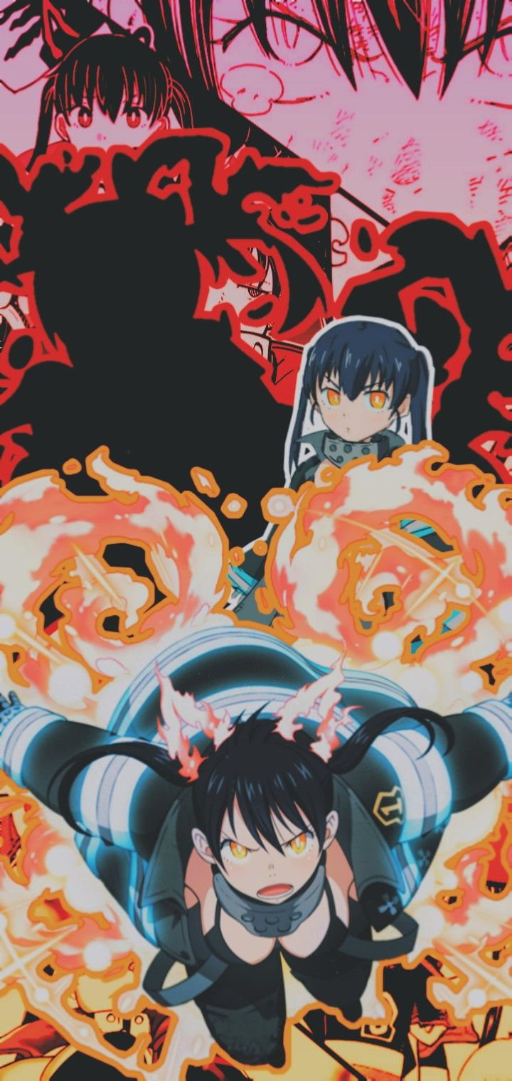Edit De Kotatsu Tamaki Cute Anime Wallpaper Anime Wallpaper Yandere Anime Tamaki kotatsu from fire force minimalist wallpaper for dekstop enen no shouboutai tamaki kotatsu fire force shinra kusakabe. cute anime wallpaper anime wallpaper