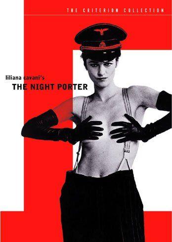 The Night Porter/ Portero de noche. Con Charlotte Rampling. Una de las pelis que más me ha impresionado en la vida.