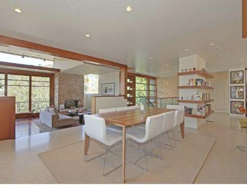 Mid Century Modern Flooring los feliz mid century modern   mid century modern kitchen, mid