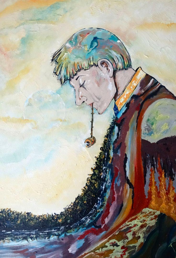 Tom Thomson Peintre David Alvarado Mora