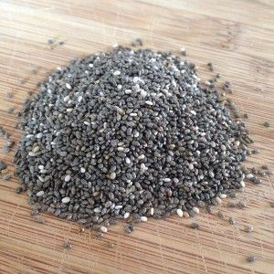 Helping with low iron.   Chia Seed Nutrition – Chia Seeds Nutritional Value