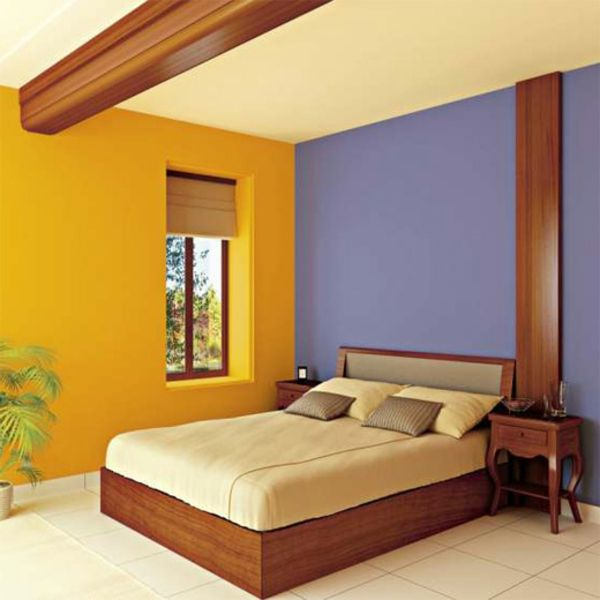 Wall Colors Combinations That Attract Your Attention Bedroom Color Combination Interior Wall Colors Bedroom Wall Colour Combination