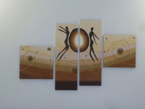 Catálogo De Cuadros Abstractos Modernos