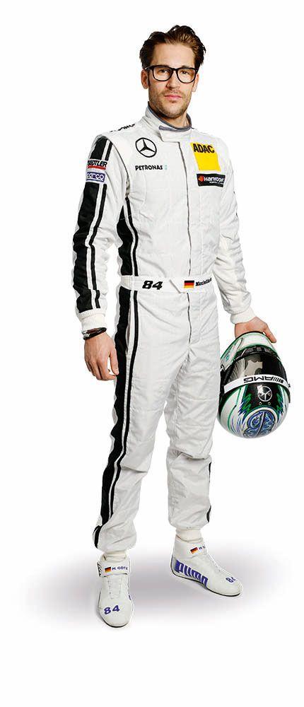 Maximilian Götz fährt 2016 für Mercedes-AMG DTM Team HWA in der DTM