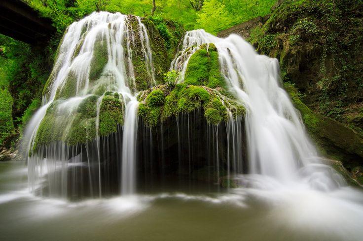 Bigar Waterfall #Romania