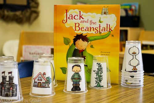 RETELLING STATIONS Using provocations in your kindergarten classroom