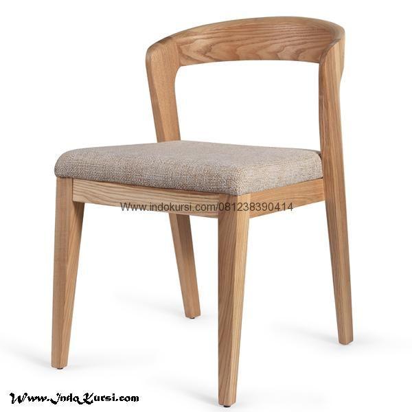 JualKursi Cafe Murah Jok Sandaran Lengkung desain Mebel Indo Kursi ini merupakan furniture Kursi Cafe dengan Desain Sandaran Lengkung dan Jok dudukan