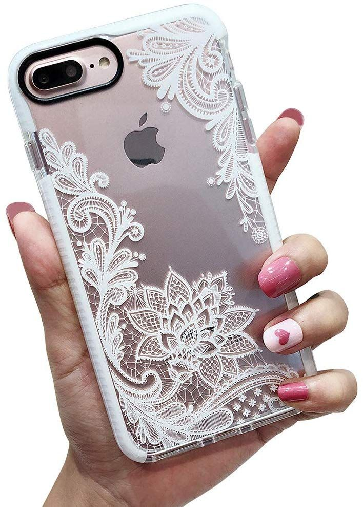 Iphone 8 Plus 7 Plus Case Pattern Phone Case Floral Phone Case Apple Iphone Case