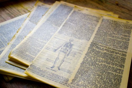 How to get papers coated in beeswax, making weatherproof for outdoors! And giving that vintage look too!!
