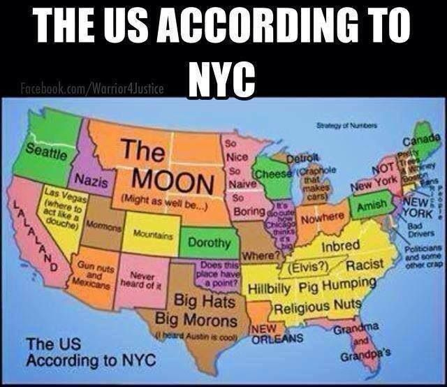 Best The World As I See It Images On Pinterest Funny Things - Funny maps of the us