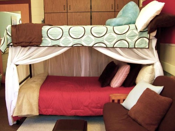 Dorm Canopy Canopy Beds And Dorm On Pinterest