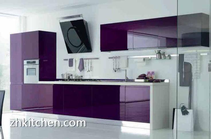Oltre 10 fantastiche idee su camera da letto color - Cucina color melanzana ...