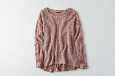 AEO Pullover Crew Sweater  by  American Eagle Outfitters | A versatile layer to transition your look to cooler temperatures.  Shop the AEO Pullover Crew Sweater  and check out more at AE.com.