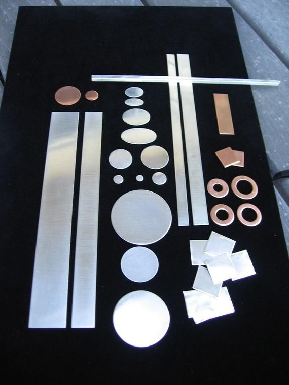 Pin On How To Make Hammered Jewelry And Other Jewelry