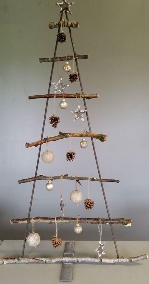 Decoratie kerstboom www.decoratietakken.nl