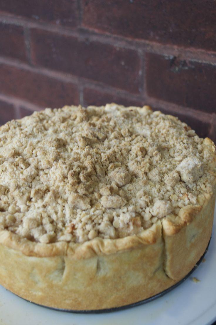 Deep Dish Apple Pie -- Smitten Kitchen