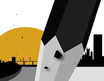 """Check out new work on my @Behance portfolio: """"Pencil Vector"""" http://on.be.net/1WfB3QJ"""