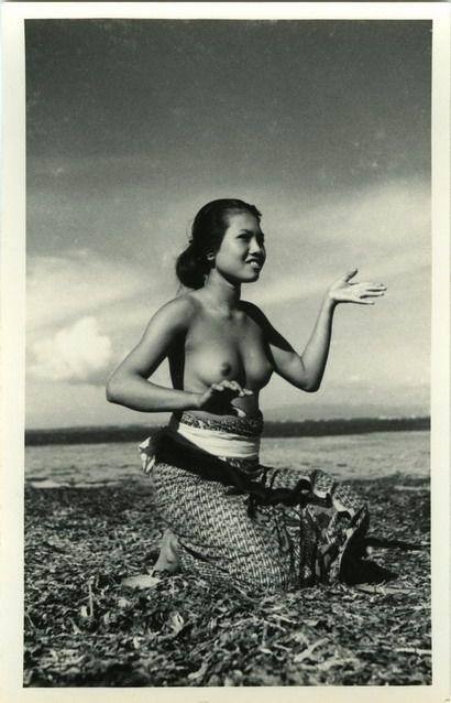 Bali woman