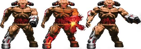 Cyberdemon - Doom video game monster