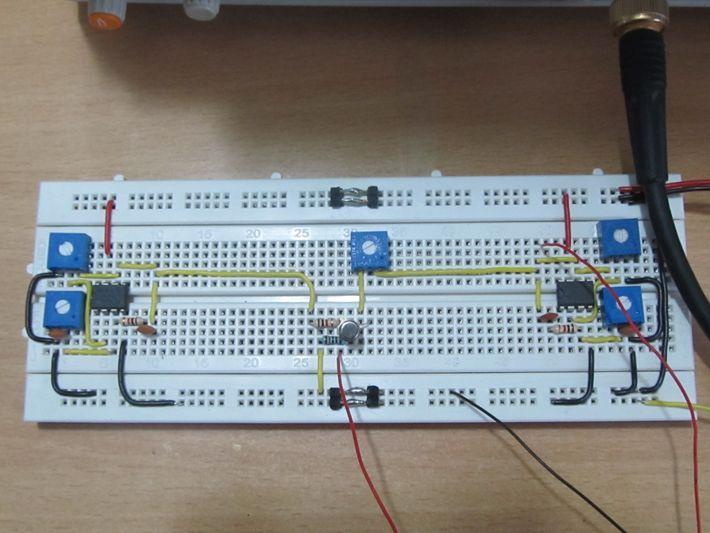 Breadboard Circuit Design:  Electronic Circuits rh:pinterest.com,Design
