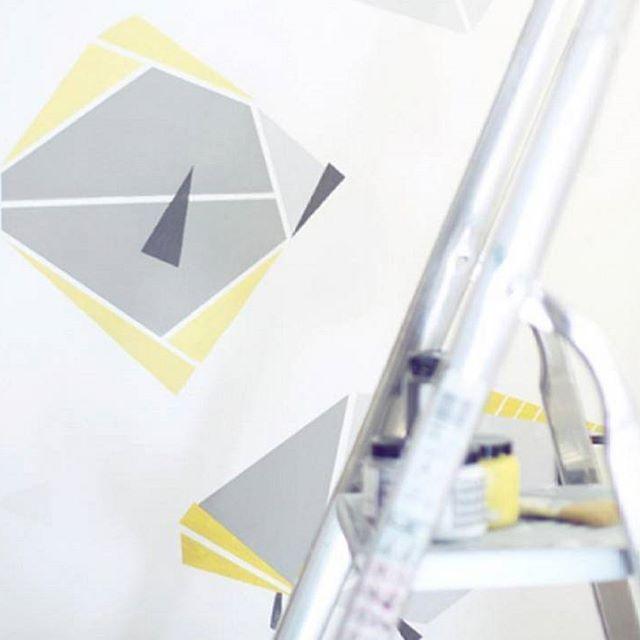 Autentico Paint - Peces pintados en la pared por @nuriatoll #autenticopaintspain #autenticochalkpaint #chalkpaintes #autenticospain #autenticopaint #pinturanatural #ecofriendly #naturalpaint #chalkpaint