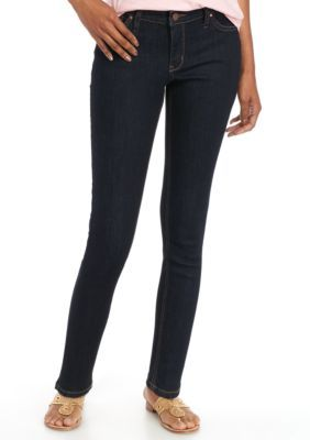 Crown & Ivy™ Women's Petite Skinny Jean - Rinse Wash - 0 Petite