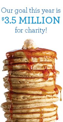 FREE Short Stack of Pancakes at IHOP - March 8 | FreeCoupons.com