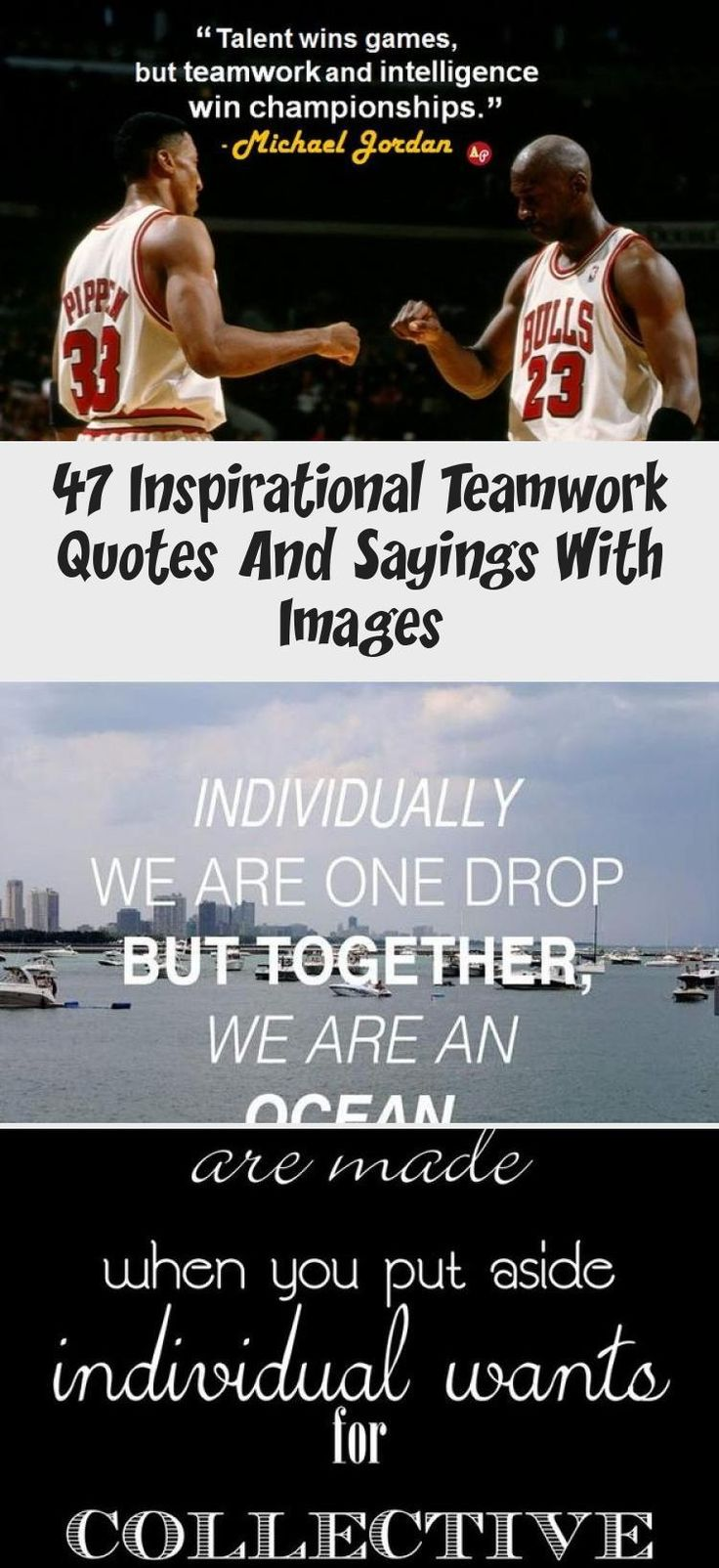 The most inspirational, famous and funny teamwork quotes