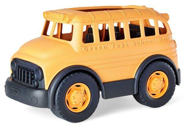 Toy School Bus, Yellow