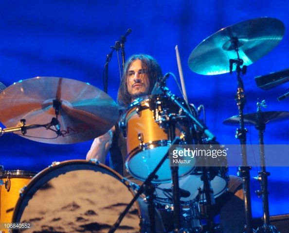 Audioslave in concert | Brad Wilk Stock Photos and Pictures | Getty Images