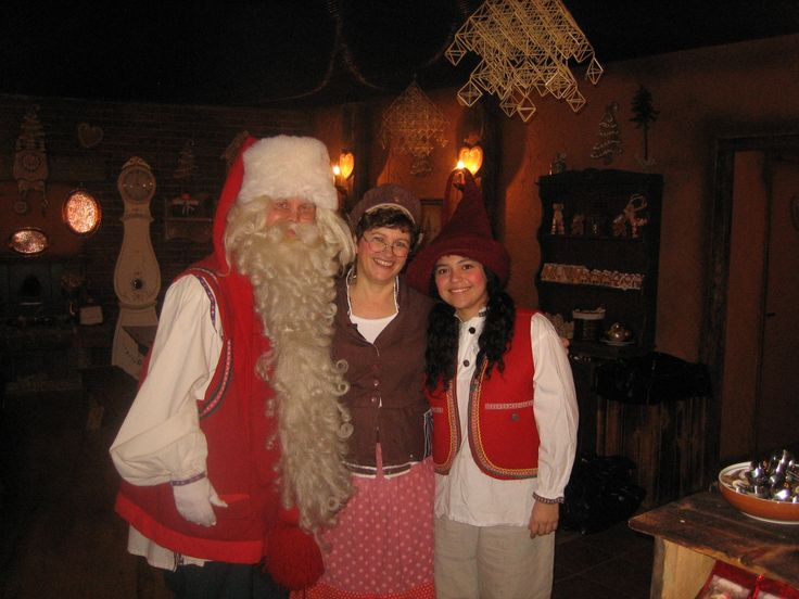 Wouldn't it be lovely to get a hug from Santa himself? Visit SantaPark. http://grandma-in-lapland.com/the-magical-world-of-santapark