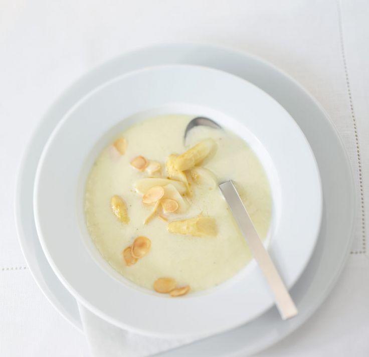 Spargelsuppe Rezept - ESSEN & TRINKEN ---- ohne Mehlschwitze!!!!