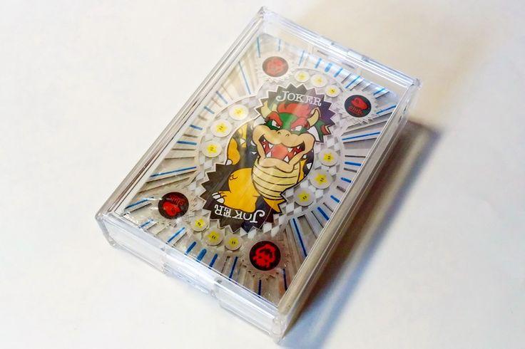 Mario Trump Plaing Cards