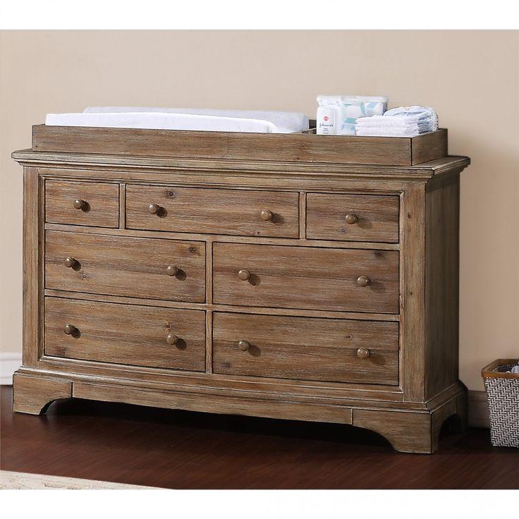 Furniture Nursery Furniture Clearance Dorel Asia Pembrooke 4 In 1 Crib Natural Rustic Double