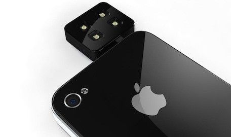 iblazr wants to bring more professional lighting to your iOS photos. Join us - http://www.kickstarter.com/projects/iblazr/iblazr-the-led-flash-for-smartphones-and-tablets?ref=live