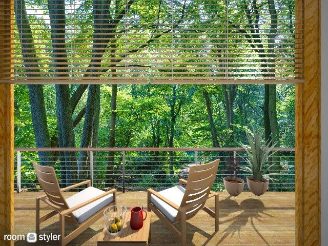 Roomstyler.com - wiew from tree house